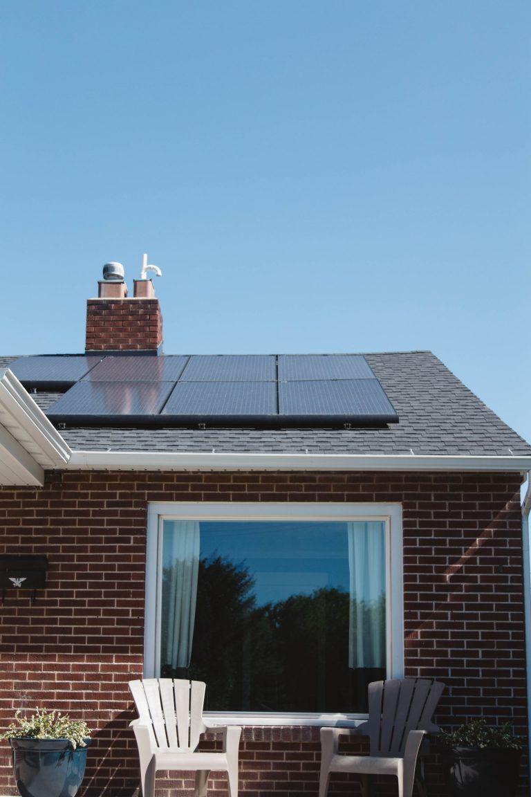 Een energiezuinig huis
